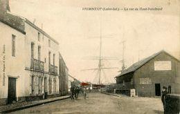 Paimboeuf * La Rue Du Haut Paimboeuf * Ponts Et Chaussées - Paimboeuf