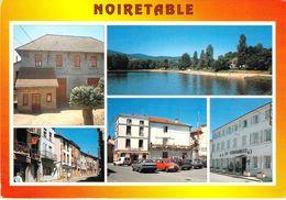 42 - Noiretable - Multivues - Noiretable