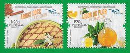 Portugal  2020 , Gastronomia Tradicional Do Mediterraneo - Postfrisch / MNH / (**) - Unused Stamps