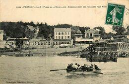 Pornic * Plage De La Noveillard * Embarquement Des Passagers Pour Noirmoutier - Pornic