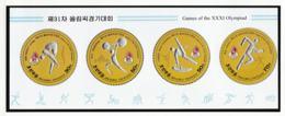 North Korea 2016 Olympic Games In Rio De Janeiro Souvenir Sheet MNH/** (H34) - Summer 2016: Rio De Janeiro