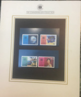 (special) The Commonwealth Collection - Mint Stamps / Timbres Neuf (size 24 X 26cm) Cayman Islands - History