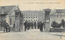 55 BAR LE DUC - CASERNE EXELMANS - 94° REGIMENT D INFANTERIE - Bar Le Duc