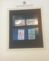 (special) The Commonwealth Collection - Mint Stamps / Timbres Neuf (size 24 X 26cm) Nigeria - History