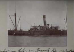 ! Original Foto, Old Photo, Pensacola ( Florida ), Dampfer, USA, 1904 - Pensacola