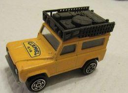 Land Rover Camel Trophy - Majorette Métal Série 200 - N° 266 - 1/60 - Excellent état - Majorette