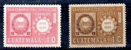 Series De Guatemala Aéreo  N ºYvert 514+535 ** - Guatemala