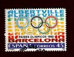 Espagne 1992 - Pays Olympiques - 1991-00 Gebraucht