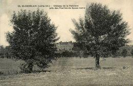 St Herblain * Château De La Patissière Pris Des Prairies De Basse Indre - Saint Herblain