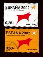 Espagne 2002 - Présidence Espagnole Au Conseil Des Communautés Européennes - 1931-Heute: 2. Rep. - ... Juan Carlos I