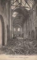 OELENBERG  Intérieur De L'église En Ruine * - Otros Municipios