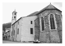 SAINT-JEAN-DE-MAURIENNE - Chevet Et Chapelles De La Cathédrale Saint-Jean-Baptiste - Saint Jean De Maurienne