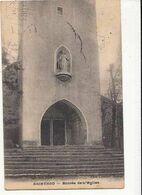 France 39 - Arinthod - Entrée De L'Eglise  - Achat Immédiat - Andere Gemeenten