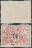 "Chemin De Fer - TR21 Obl Relais ""Hechtel"" - 1895-1913"
