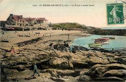 Batz Sur Mer * Le Bourg De Batz * La Plage à Marée Basse - Batz-sur-Mer (Bourg De B.)