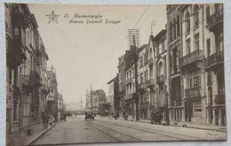 AK BLANKENBERGE Avenue Desemedt Denayer Auto Attelage Kust - Blankenberge