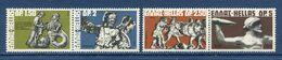 Grèce - YT N° 1088 à 1091 - Neuf Sans Charnière - 1972 - Griechenland