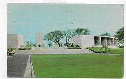 MANILA - AMERICAN CEMETERY AND MEMORIAL LOCATED AT FORT WILLIAM Mc KINLEY - FORMAT CPA NON VOYAGEE - Philippines