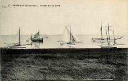 Paimboeuf * Yachts Sur La Loire * Bateau - Paimboeuf