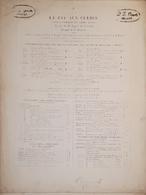 Spartiti - Le Pré Aux Clercs De Ferdinand Hérold Pour Piano - Vieux Papiers