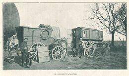 Campement D' Aérostiers 1915 - 1914-18