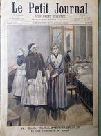 Le Petit Journal Du 16 Janvier 1898 Bottard Croix D'Honneur Chine Jour De L'An - 1850 - 1899