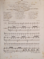 Spartiti - Amore Irato - Arietta Per Soprano O Tenore Acc. Piano - M. Bertorotti - Vieux Papiers