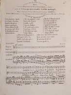 Spartiti - Finchè L'età C' Invita Per Canto E Piano - M. Bertorotti - Vieux Papiers