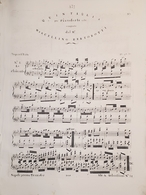 Spartiti - Quintiglia Per Pianoforte Solo - M. Bertorotti - Vieux Papiers