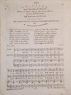 Spartiti Il Fiato - Qual Hai Dono Che I Tuoi Vezzi - Canto E Piano M. Bertorotti - Vieux Papiers
