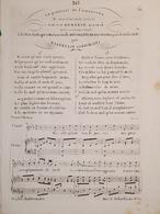 Spartiti - Le Portrail De L'amouerex - Romance Pour Canto E Piano M. Bertorotti - Vieux Papiers