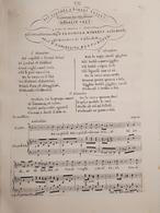 Spartiti - Si Capiddi E Biunni Trizzi - Canzoncina Italiana - M. Bertorotti - Vieux Papiers