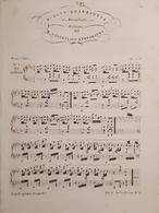 Spartiti - Quarta Quintiglia Per Pianoforte - M. Bertorotti - Vieux Papiers