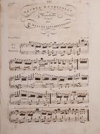 Spartiti - Quinta Quintiglia Per Pianoforte - M. Bertorotti - Vieux Papiers