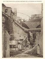 Sucrerie De Souchez Près D' Ablain Saint Nazaire  1915 - Vieux Papiers
