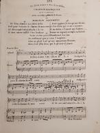 Spartiti - Te Bien Aimer O Ma Chere Zelie - Chanson Francaise - M. Bertorotti - Vieux Papiers