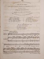 Spartiti - Il Sospiro Messagger - Infuocato Mio Sospiro - Piano - M. Bertorotti - Vieux Papiers