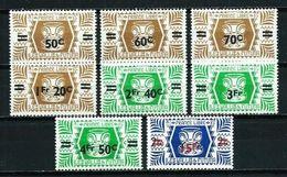 Wallis Y Futuna Nº 148/55 Nuevo(*) - Wallis And Futuna