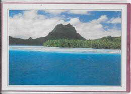 POLYNESIE-FRANÇAISE  - Plage De Bora-Bora - Französisch-Polynesien