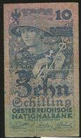 Austria 10 Schillings 1927 - Austria