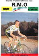 """¤¤  -   Le Coureur Cycliste """" Patrick VALLET """"  Né à PONTARLIER -  Cyclisme , Sport  -  ¤¤ - Pontarlier"""