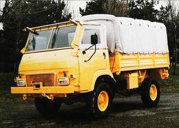 CAMION Français SAVIEM Type TP3 MB 1975 - Fondation Marius Berliet à Lyon - Camion, Tir