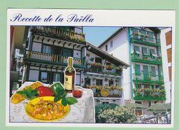 RECETTE DE CUISINE La Paella ( Port De Fuenterrabia ) - Ricette Di Cucina