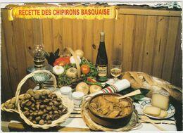 RECETTE DE CUISINE Les Chipirons Basquaises - Ricette Di Cucina