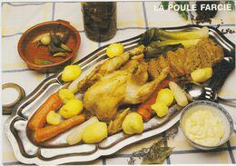 RECETTE DE CUISINE La Poule Farcie - Ricette Di Cucina
