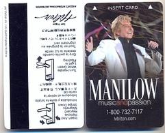 Hilton Hotel & Casino, Las Vegas, Used Magnetic Hotel Room Key Card # Hilton-1a - Chiavi Elettroniche Di Alberghi