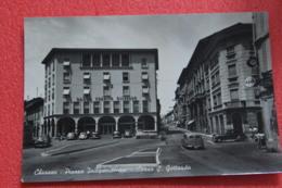 Ticino Chiasso Piazza Indipedenza + Auto Anche VW Maggiolino Beetle 1958 - TI Tessin