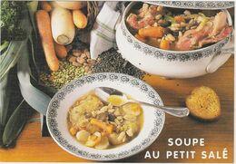 RECETTE DE CUISINE La Soupe Au Petit Salé - Ricette Di Cucina