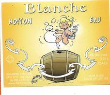 ETIQUETTE BIERE BRASSERIE FANTÔME / SOY - Beer