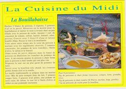 RECETTE DE CUISINE La Bouillabaisse - Ricette Di Cucina